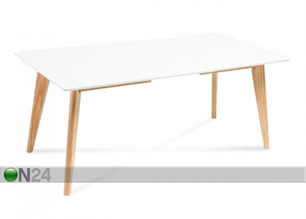 Jatkettava ruokapöytä TF-129926