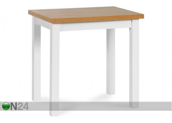 Jatkettava ruokapöytä TF-129927