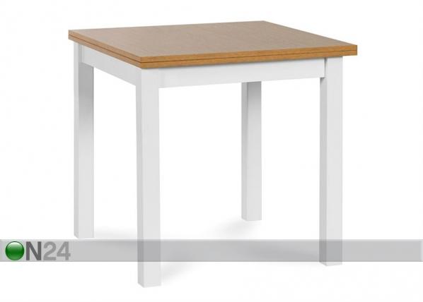Jatkettava ruokapöytä TF-129928