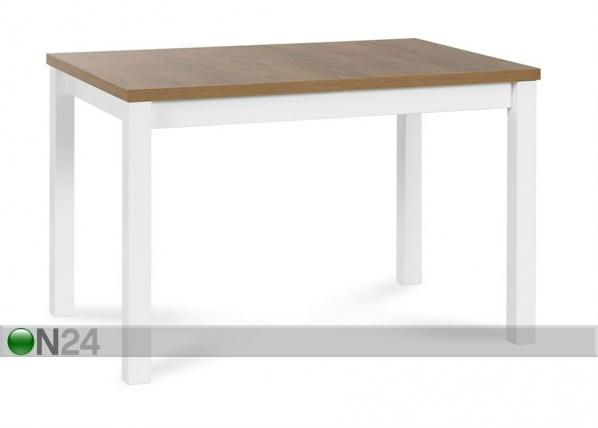Jatkettava ruokapöytä 70x120-150 cm TF-129929