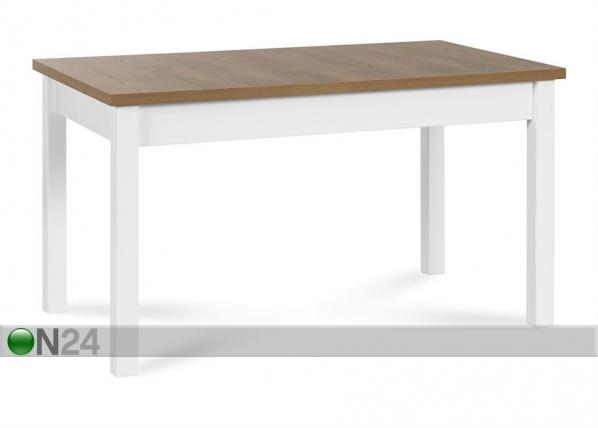Jatkettava ruokapöytä 70x140-180 cm TF-129930