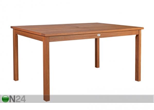 Puinen puutarhapöytä EV-133053