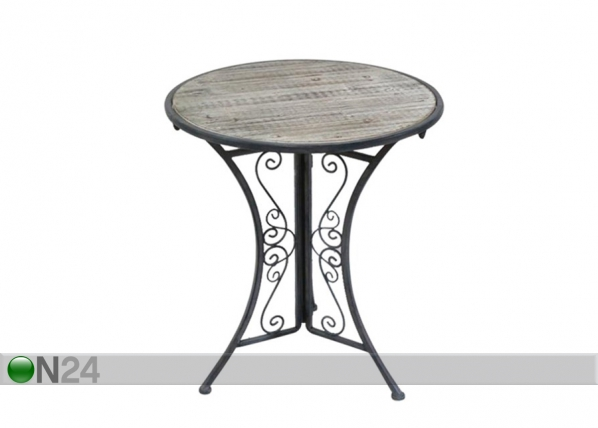 Parvekepöytä VOLTA Ø 60 cm EV-134625