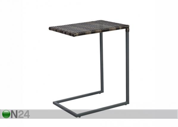 Apupöytä WICKER EV-135356
