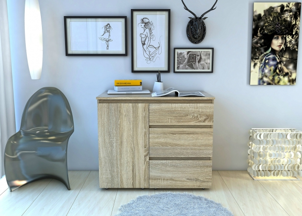 Työpöytä / lipasto AY-137411