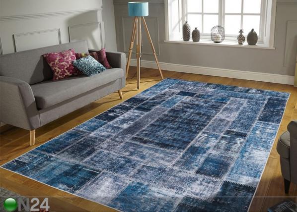 Matto MONTAGE BLUE A5-137419