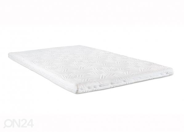 Sijauspatja HYPNOS JUPITER climalatexi ja ympäröidyllä vetoketjulla 140x200X6 cm FR-16665