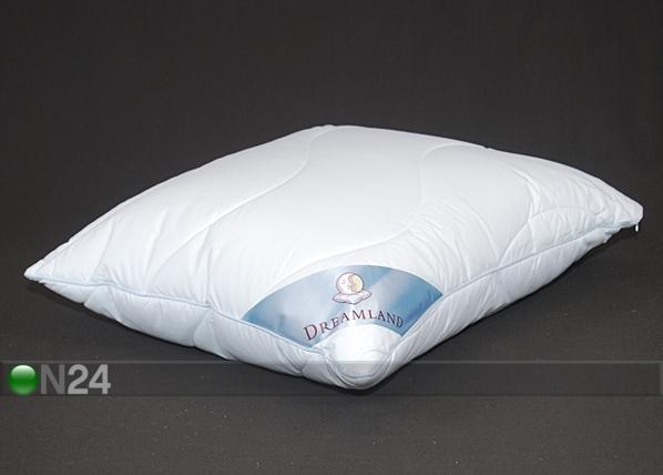 Tikattu tyyny vetoketjulla DR-20778