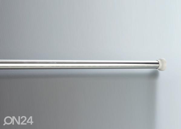 Suihkuverhon tanko 75-125 cm UR-22449