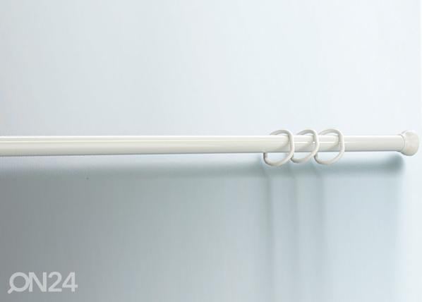 Suihkuverhon tanko 75-125 cm UR-22464