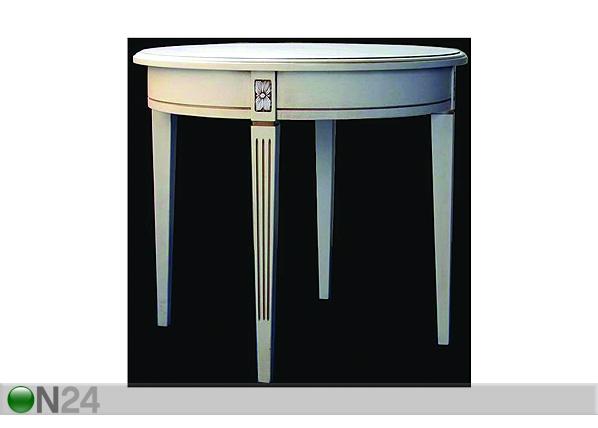 Pyöreä pöytä NIZZA -26 Ø 60 cm BL-23775