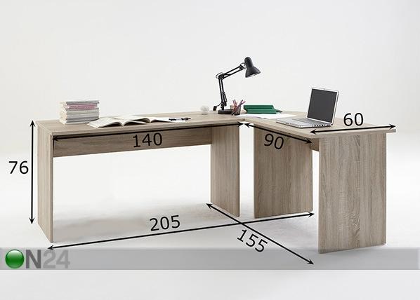Työpöytä BILL SM-24244
