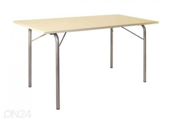 Kokoontaitettava työpöytä IVO 70x150 cm AO-26741