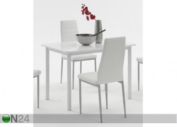 Ruokapöytä ANKE 70x110 cm SM-28547