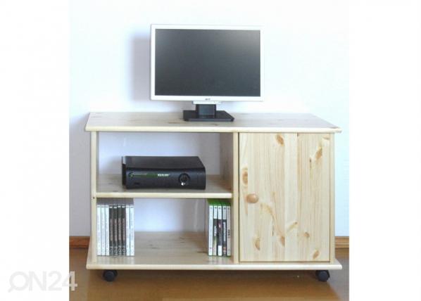 TV-taso, mänty EC-28564