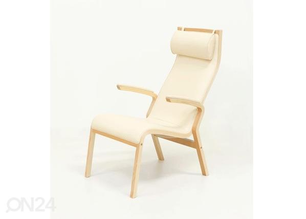 Nojatuoli, pehmustetuilla käsinojilla ZURICH TO-29014