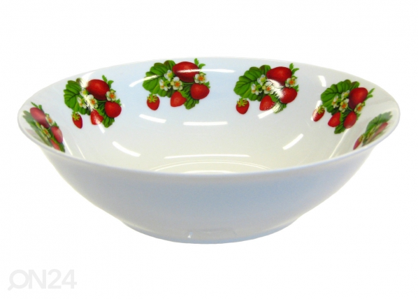 Salaattiastia MANSIKKA 1100 ml ET-30069