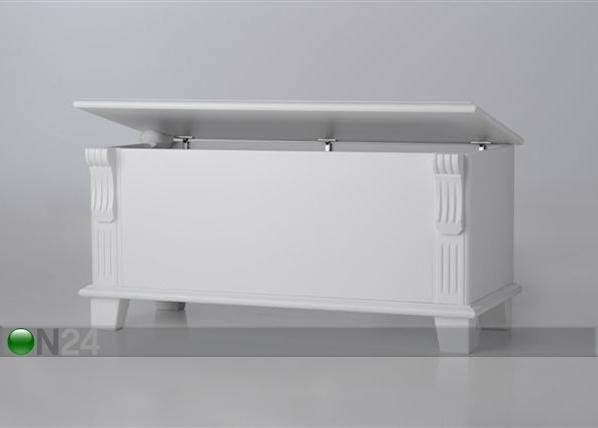 Vuodevaatelaatikko MONACO, mänty LS-30190