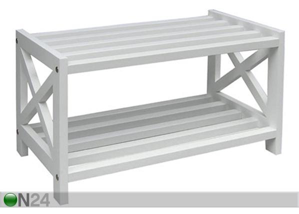 Sängynpäätypenkki NORDIC -55 BL-30553