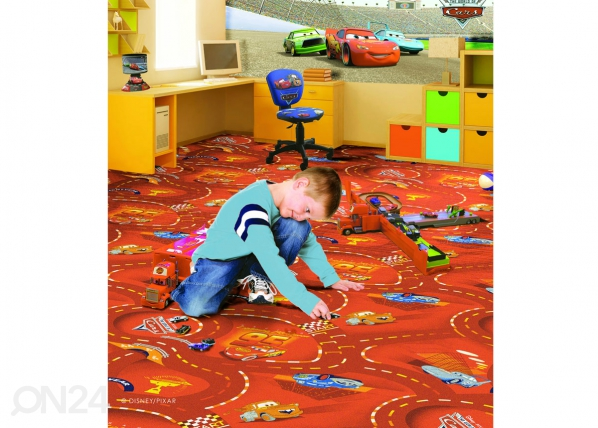 Lastenhuoneen matto WORLD OF CARS AF-32432