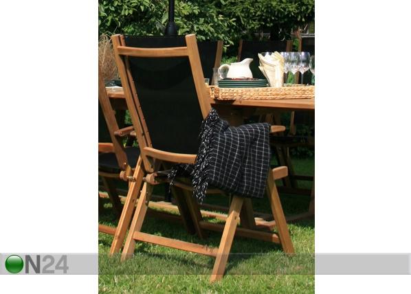 Kokoontaitettava puutarhatuoli FUTURE EV-34451