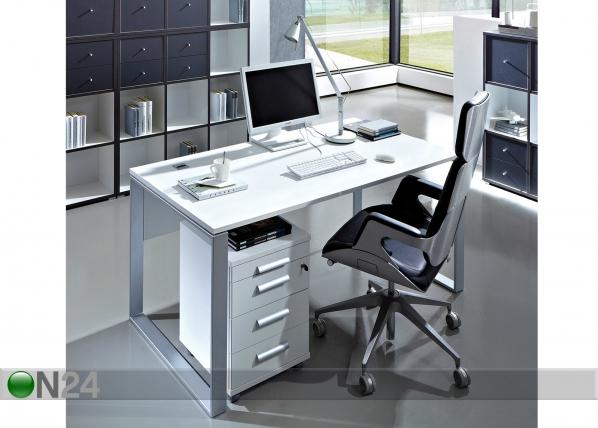 Kirjoituspöytä LINEA 80x120 cm SM-35109