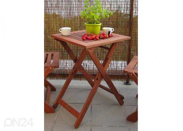 Puutarhapöytä ROUEN EV-35505