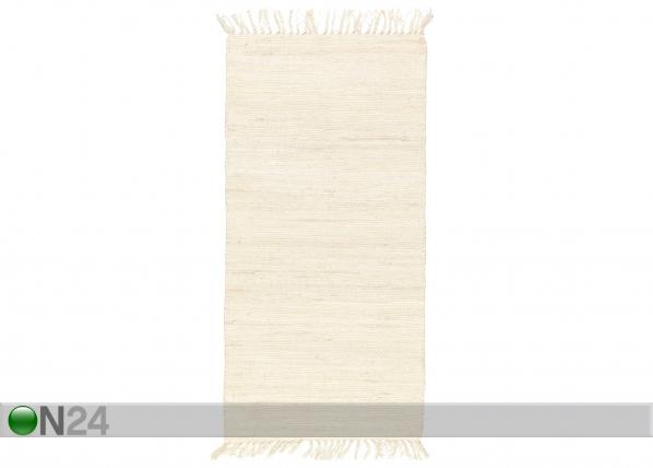 Puuvillamatto COTTON 60x120 cm AA-37568