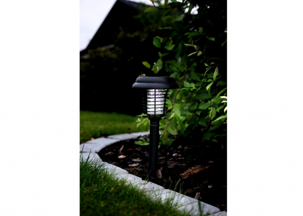 Puutarhavalaisin aurinkopaneelilla+hyttyslamppu AA-38722