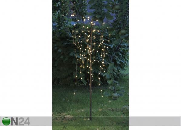 Koristepuu valoilla PAJU 110 cm LED AA-38872