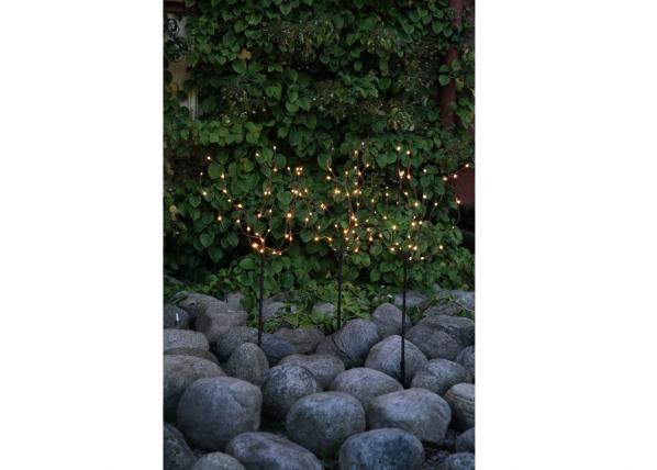 Koristepuut 3 kpl, valoilla LED AA-38891