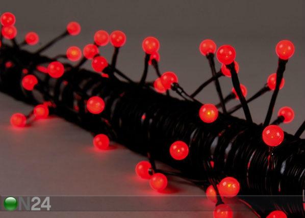 Värikkäät valot PARTY 80 LED AA-38901