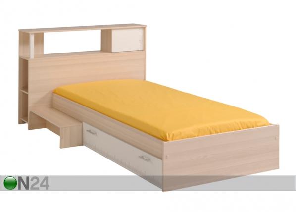 Sänky 90x200 cm+pääty CHARLY MA-39514