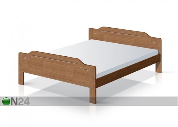 Sänky CLASSIC 3 120x200 cm, mänty AW-40185
