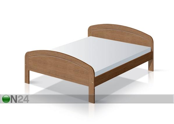 Sänky CLASSIC 3 90x200 cm, mänty AW-40190