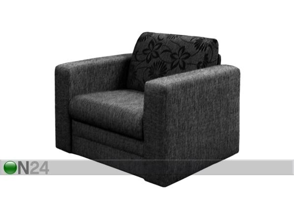 Nojatuoli-sänky DELMA SA-41825