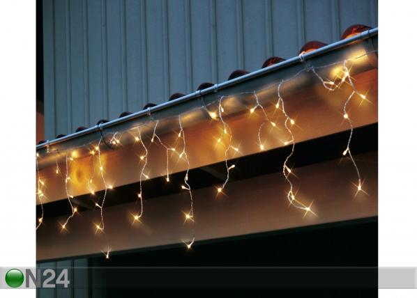 Ulkoketju 144 LED, 4 m AA-42790