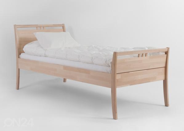 Sänky JOKI, koivu 90x200 cm KT-43191