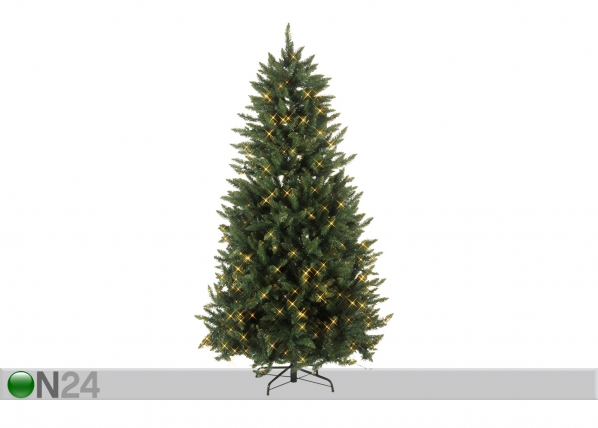 Tekokuusi CALGARY 210 cm, LED valot AA-43235