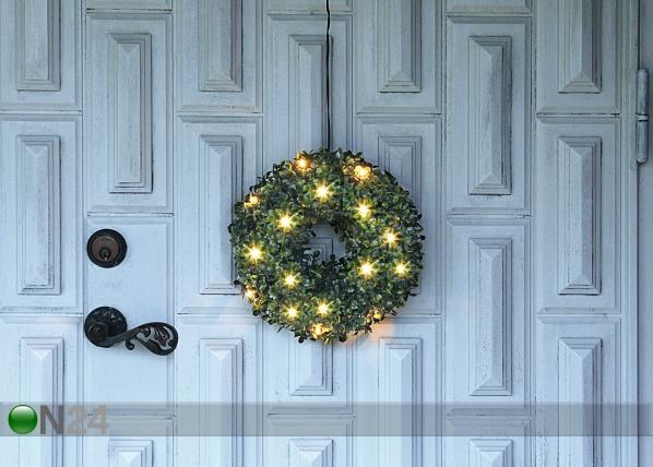 Oven koristeköynnös LED valoilla AA-43393