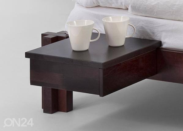 Yöpöytä, koivu KT-43615