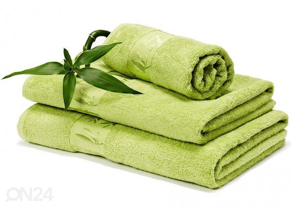 Bambupyyheliina vihreä AN-43646