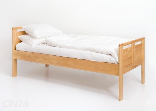 Sänky SENIORI 80x200 cm, koivu KT-43728