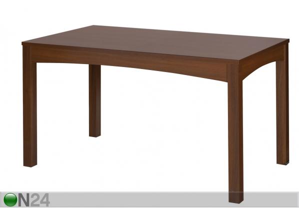 Jatkettava ruokapöytä MERIS 80x140-180 cm TF-45581