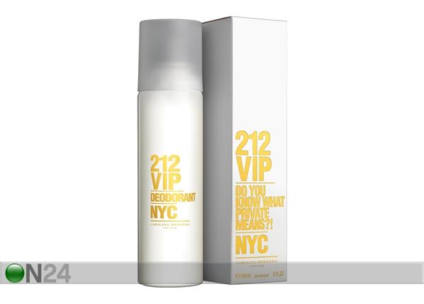 Carolina Herrera 212 VIP deodorantti 150ml NP-46199