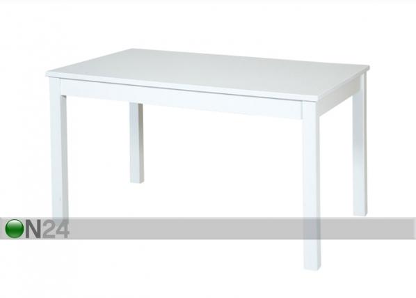 Ruokaöytä, koivu 80x130 cm SC-46680