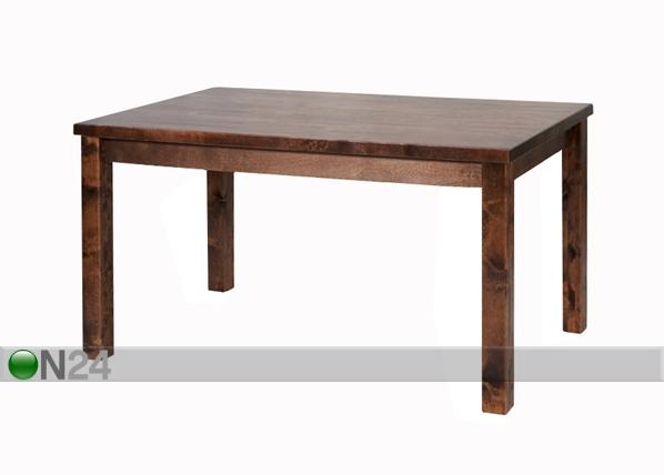 Ruokapöytä, koivu 80x130 cm SC-46683
