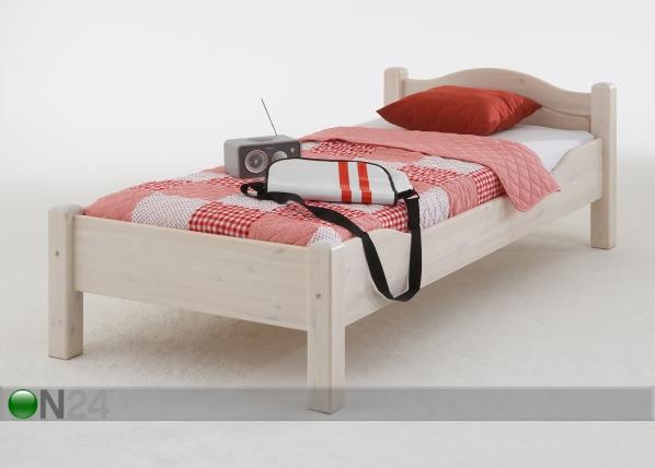 Sänky ROJA, mänty 120x200 cm PI-47167