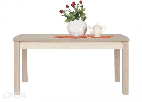 Jatkettava ruokapöytä AXEL 90x160-200cm TF-47353