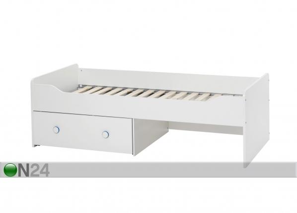 Sänky COMBEE 90x200 cm+vuodevaatelaatikko AQ-47599